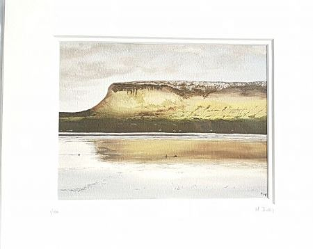 Benbulben Mountain Print
